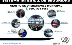 En San Miguel el delito disminuyó un 39%