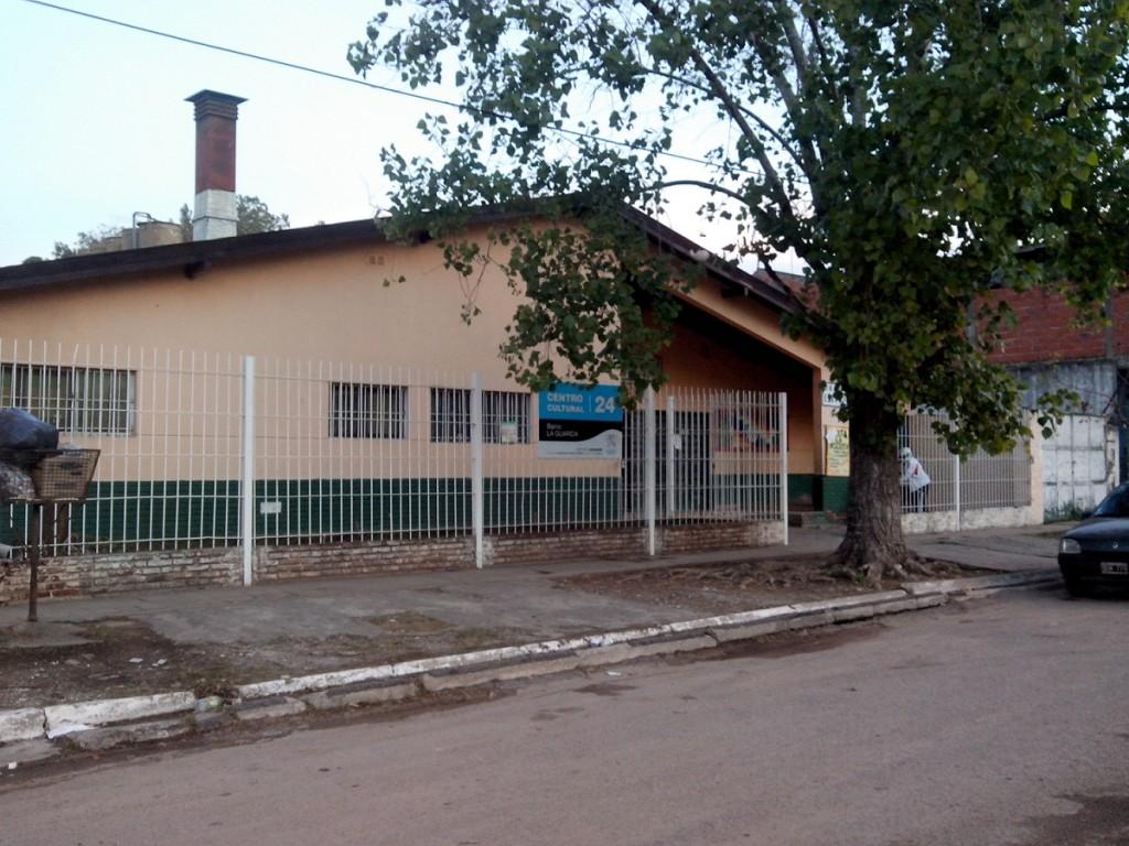 centro cultural 24a