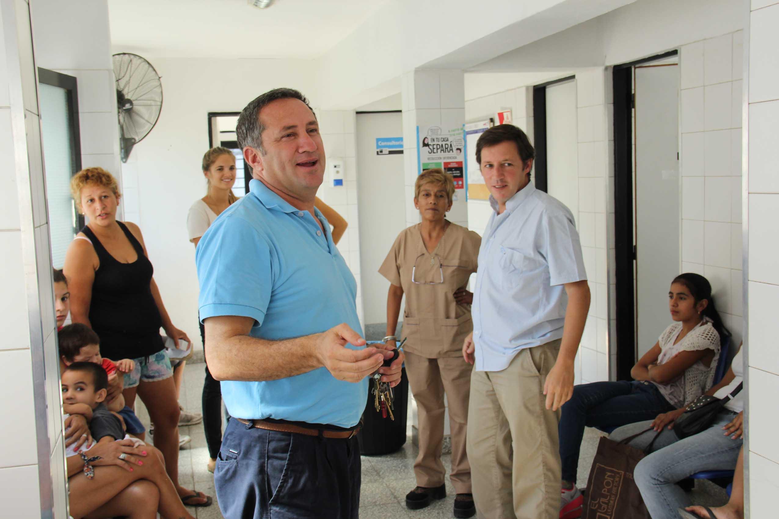Sigue la campaña de vacunación gratuita en los barrios de San Miguel