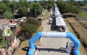 En el marco del Municipio en tu barrio se inauguró la calle Fraga