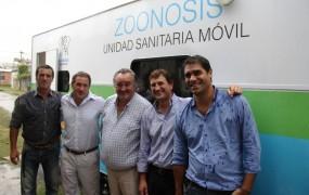 Joaquín de la Torre estuvo acompañado por Max Perkins, Darío Biondo y Pablo de la Torre