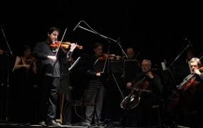 La camerata hizo vibrar a los amantes de la música clásica