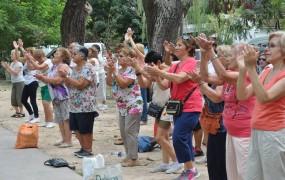 Se inició el programa de actividades anual para adultos mayores