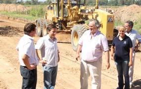 Con más de diez cuadras de pavimento, sigue creciendo la red de asfaltos en San Miguel