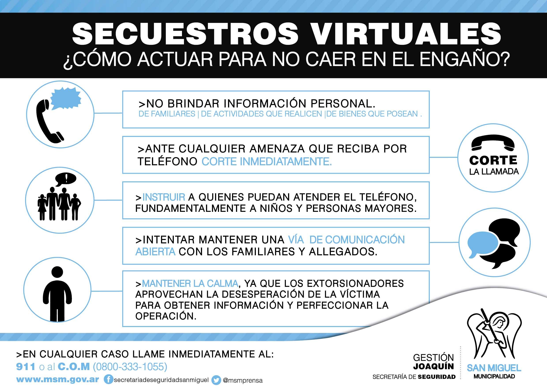 Volante_secuestro virtual