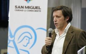 Jaime Méndez presentó el programa de proyectos de educación ambiental