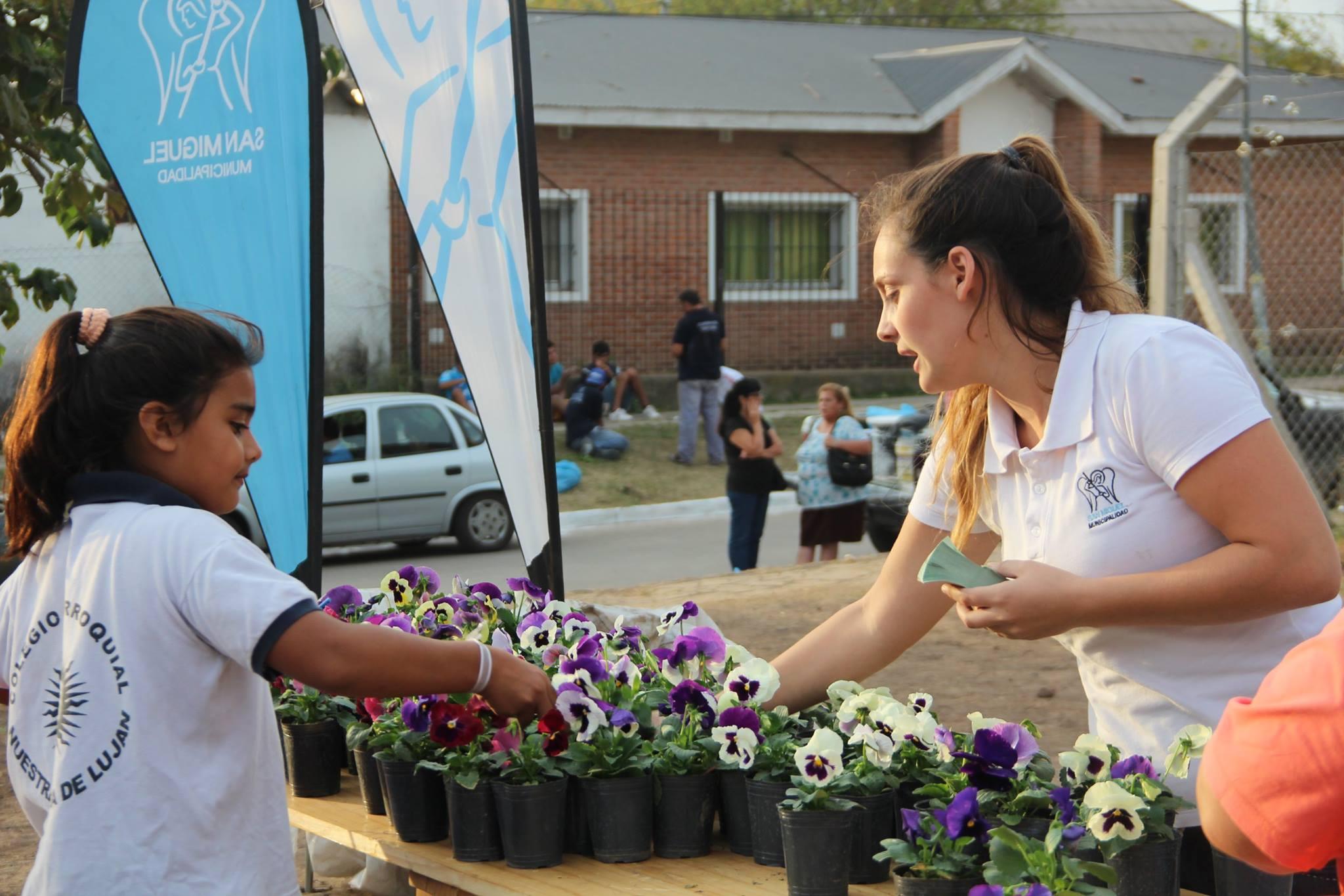 Jornada sustentable en el barrio mitre municipalidad de san miguel