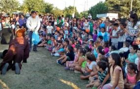La obra de teatro concientiza a los chicos sobre la importancia del reciclaje