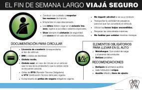 """Campaña de Seguridad Vial: """"Viaja Seguro"""""""