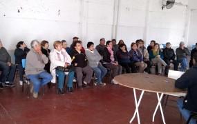 Actividades de presupuesto participativo del mes de Mayo