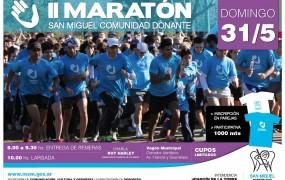 Inscribite a la Maratón