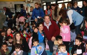 San Miguel celebró el Día de los Jardines de Infantes