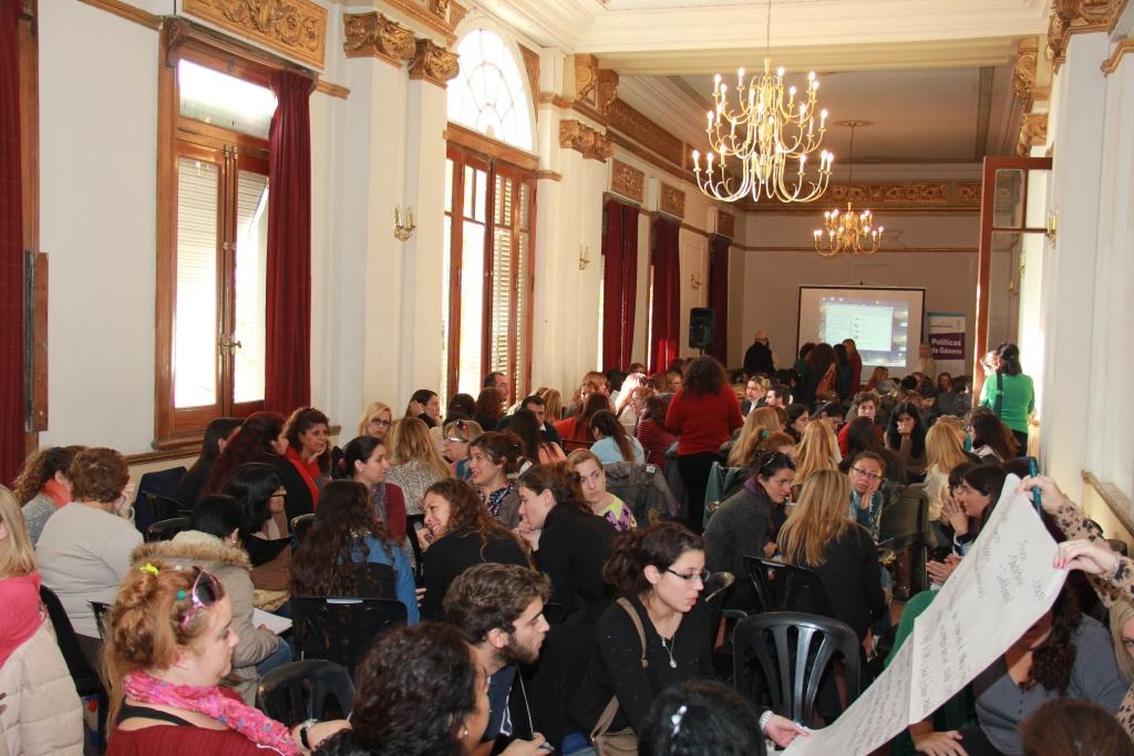 Segundo encuentro de formación y actualización en el abordaje de la violencia desde la perspectiva de género
