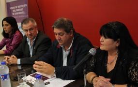 María Rosa Silva destacó la importancia del trabajo autogestivo