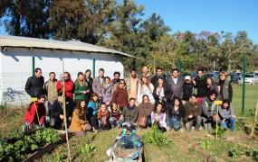 Finalizó el primer taller de huerta agroecológica del año