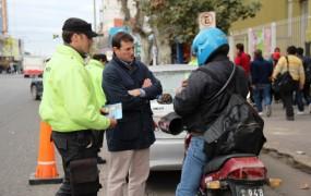 Jornada de concientización por el Día de la Seguridad Vial