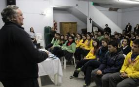 Desde 2013 participaron más de 20 mil alumnos de distintos colegios de san miguel