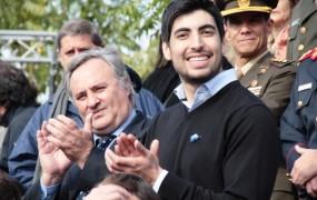 El Intendente recibió al Diputado Nacional por el Frente Renovador en el acto conmemorativo por la independencia de la patria