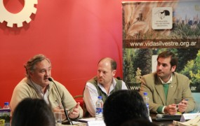 Joaquín habló de educar hábitos junto a la comunidad educativa para cuidar el medioambiente