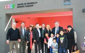 Joaquín de la Torre recibió a Daniel Arroyo con la mirada puesta en las políticas sociales desde la óptica de la primera infancia