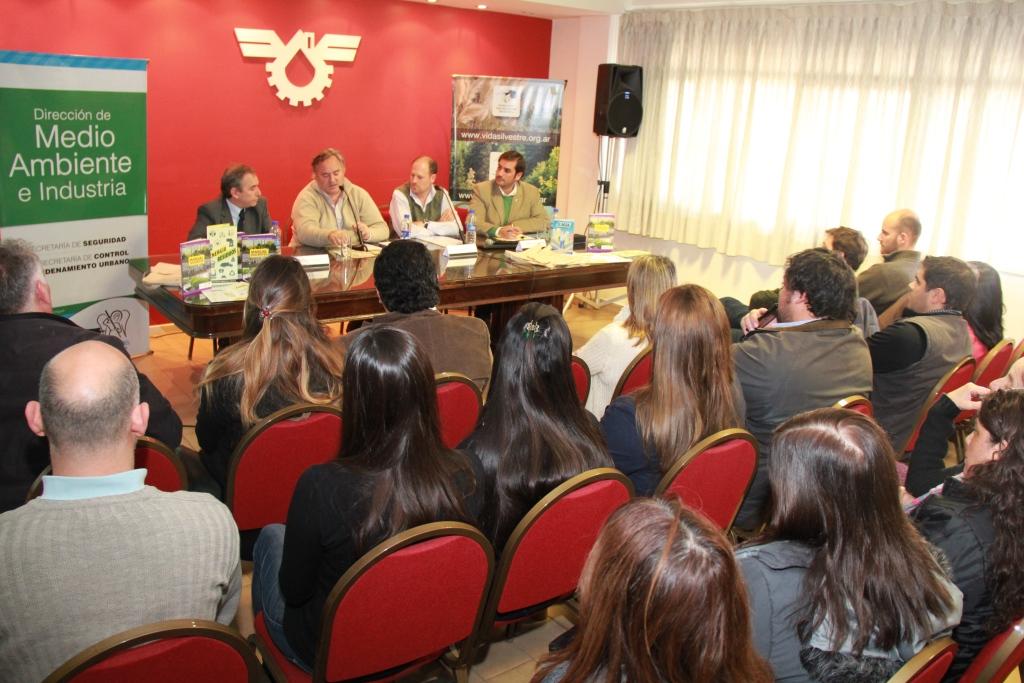 Enseñarán educación ambiental en escuelas de Gran Buenos Aires