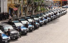 San Miguel creó la primera Policía Municipal del país