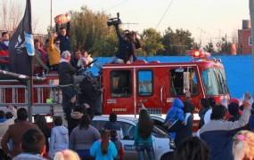 Más de 3 mil personas participaron de la caravana