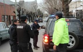 San Miguel: La Policía Municipal continúa realizando operativos de seguridad