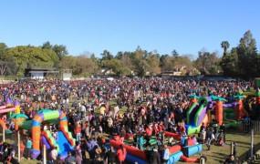 Joaquín de la Torre celebró el Día del Niño junto a más de 10 mil chicos en San Miguel