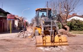 OBRA HIDRAULICA SAN JOSE Y DORREGO (4)