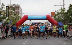 Con nuevo récord de inscriptos, más de 4 mil personas participaron de la maratón que dio inicio a las Fiestas Patronales