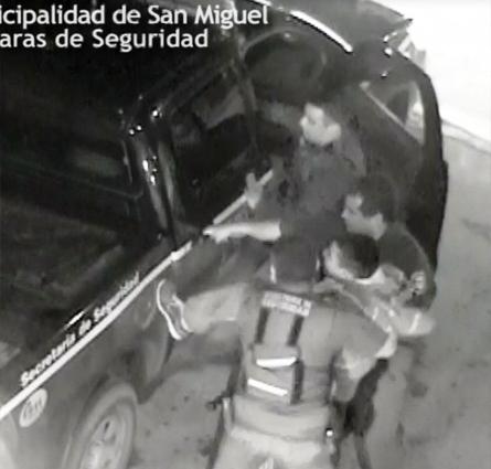 Robó una moto y lo atrapó la Policía Municipal cuando la escondía en su casa