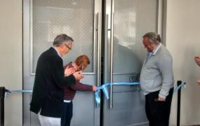 Joaquín de la Torre inauguró la ampliación de la sala de Cirugía del Hospital Larcade