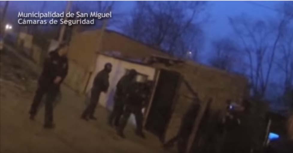 San Miguel: Desbaratan banda dedicada a las salideras bancarias