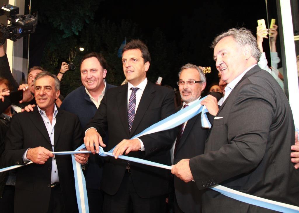 Después de 100 años, Joaquín de la Torre inauguró un  Nuevo Hospital Municipal en San Miguel