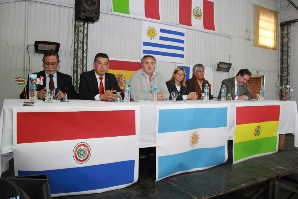"""Se conformó la """"Mesa de Confraternidad de Comunidades Extranjeras"""" en San Miguel"""
