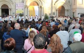 La misa por San Miguel Arcángel