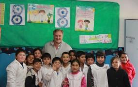 Se llevan invertidos más de 25 millones de pesos en arreglos de escuelas con fondos municipales