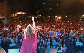 Soledad presentó su nuevo disco