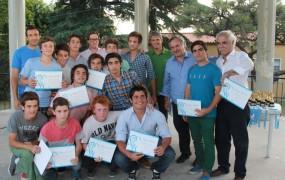 Este año participaron más de 20 mil chicos en las olimpiadas deportivas estudiantiles