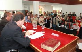 Juraron los nuevos concejales en el HCD