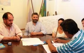 San Miguel sigue adelante con la mensura de interés social en los distintos barrios del distrito