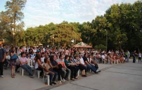 Toda la comunidad educativa de San Miguel participó del encuentro