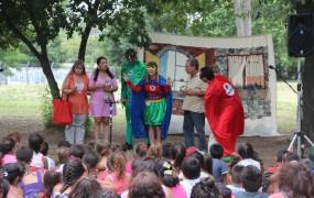 La campaña de concientización sobre la importancia del reciclado llegó a las Colonias de Verano en San Miguel