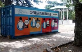 ¡Nuevo Eco Punto en la Plaza de Las Carretas!