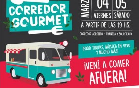 "Llega el ""Corredor Gourmet"" a San Miguel"