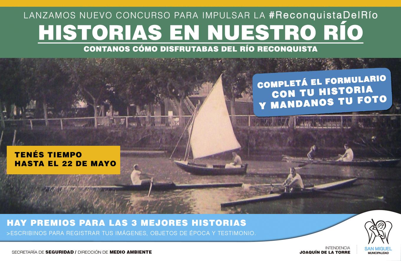 Concurso: Historias en Nuestro Río