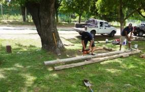 corte de postes