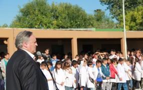 El Municipio sigue invirtiendo con fondos propios en obras de ampliación y refacción de escuelas