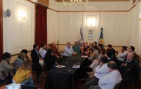 Se abrió la Mesa Intersectorial de la Coordinación de Primera Infancia
